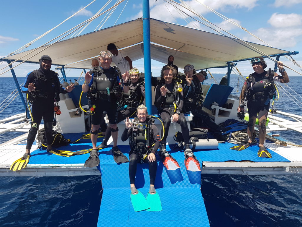 Dive Safaris in Philippines